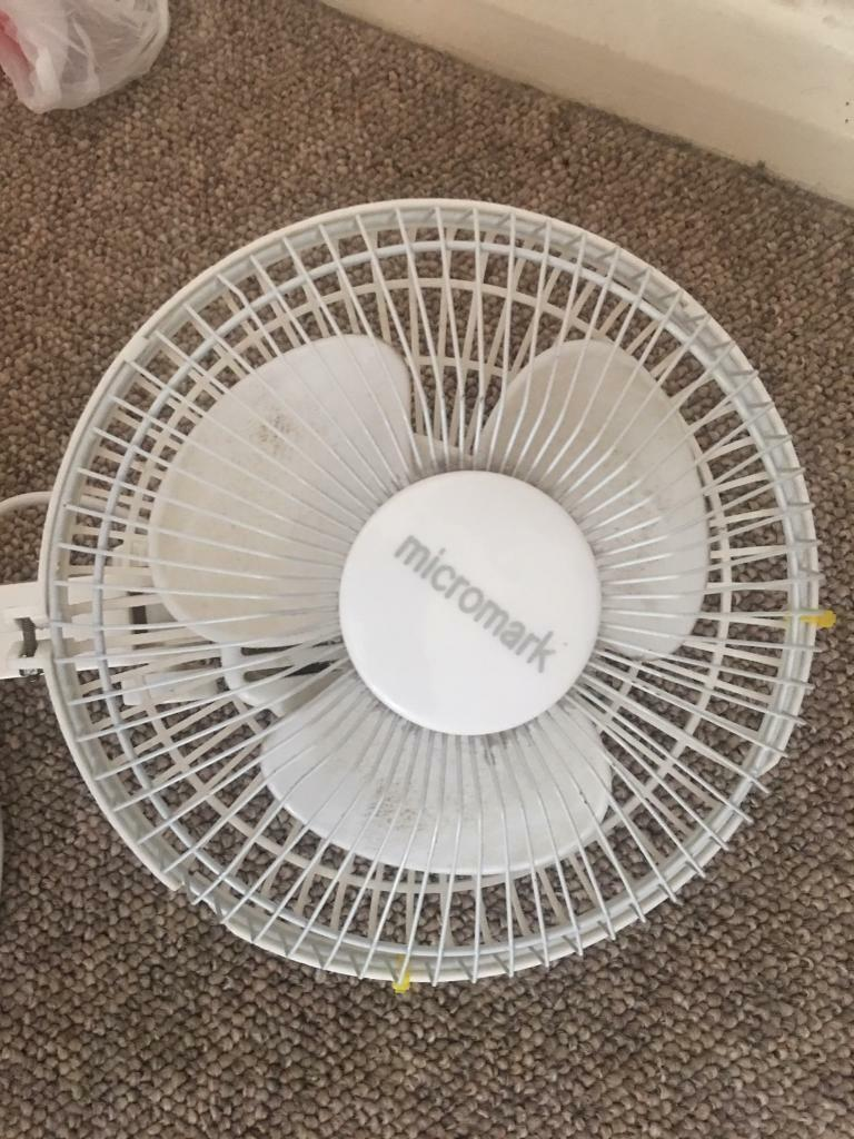20 Watt Clamp Fan | in Leytonstone, London | Gumtree