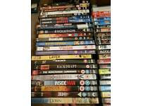 40+ dvds inc a few boxsets