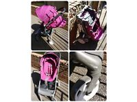 Stokke Scoot pram v1