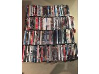 160+ DVD's - Top Titles, Blockbusters