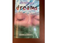 New Dictionary of Dreams by Geddes & Grosset