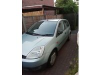 2004 Ford fiesta finesse 1.2
