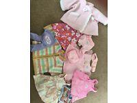 Baby born/ Annabell dolls clothes