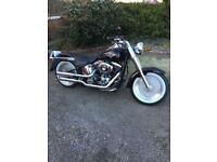 Harley Davidson Fatboy 2002 FLSTF