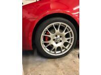 4x VW Golf mk5 Edition 30 Alloys *Continental Tyres*