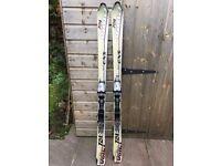 Volkl 724 EXS skis
