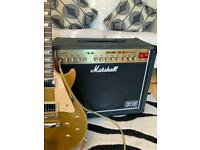 Marshall JCM2000 DSL401 (great with Gibson, Fender guitars)