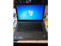 """lenovo thinkpad t450 core i5-5300u @ 2.30ghz (500gb,16gb)14"""" screen,Backlit keyboard 5th generation"""