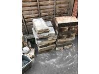 Pile of bricks / hardcore free