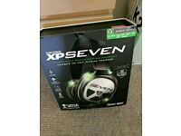 XP Seven Gaming Headset & Mix Amp