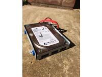 Seagate video HDD 500 GB hard drive