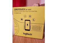 Brand new still in box .Zerotouch smart car mount with voice controlled App