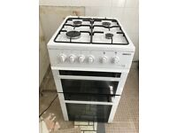Beko Gas Cooker, Grill and Oven