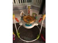 Fisher Price Rainforest Sunny Days Jumperoo