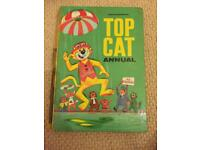 Top cat annual
