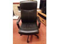 IKEA gas lift swivel office chair