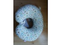 Chicco Boppy- Nursing & Infant support pillow