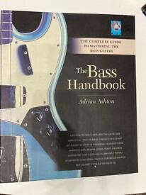 Bass Handbook with CD