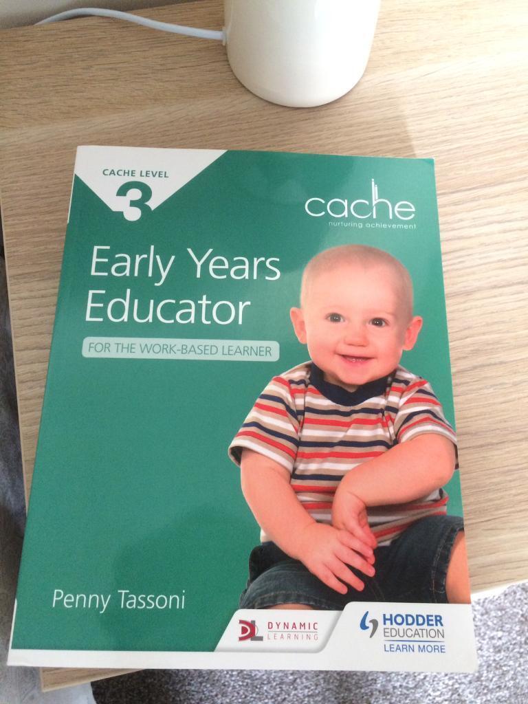 EYE level 3 book