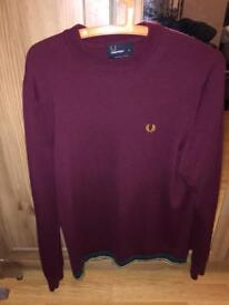 Fred Perry Mens Jumper