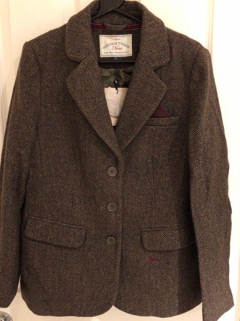 Tweed Ness jacket