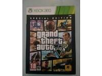 GTA 5 SPECIAL EDITION 360