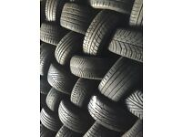 Partworn & New tyres r us... Tyres fitted from £15.....