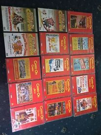 Carry on dvds