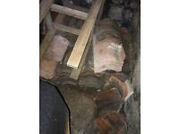 Pantiles - East Lothian / East Neuk traditonal clay roof tiles