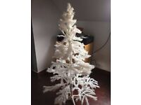 White 5ft Christmas Tree