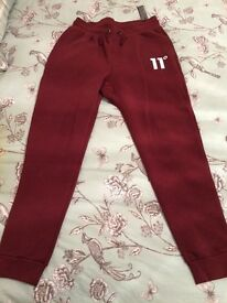 11 degrees sweatpants xl brand new