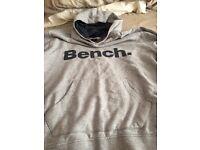 Men's Bench hoodie size XXL