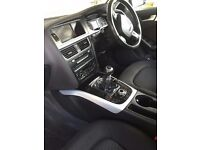 Audi A4 2 Prev Owners, Full Service History, Cambelt, Excellent Condition, Black, Diesel