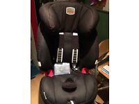 BRITAX car seat hardly used