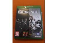 Xbox One - Rainbow Six Siege (includes vegas 1+2 DLC)