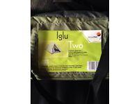 New 2 man IGLU tent
