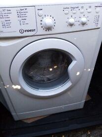 Indesit washing machine 71252 (7kg)
