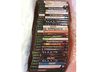 Job lot of original Xbox games
