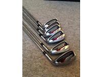 Wilson 1200 golf clubs