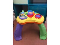 Fisher Price Baby/Toddler/Kids Play Activity Learning Table