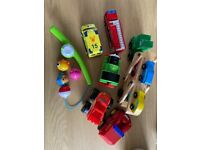 Free! Mixed Selection of Toys