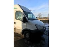 Iveco Daily Panel Van. 09 plate very clean excellent runner 9 months test