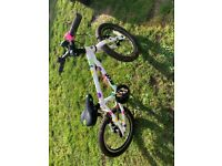 Frog 48 spotty bike great condition