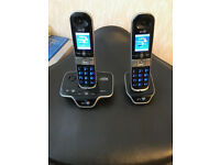 BT8600 Digital Cordless Phone and Answer Machine with Advanced Call Blocker