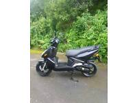 Lifan s ray 50cc scooter