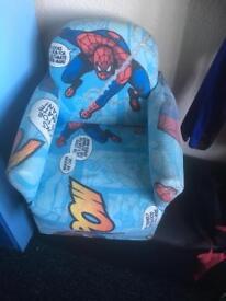 Spider-Man chair