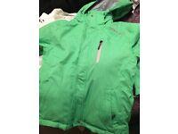 Green Tog 24 Ski Coat size 10/12