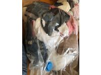 Bag of maternity clothing