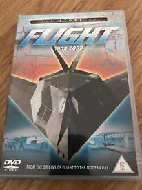 The Story of Flight DVD