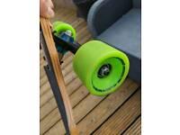 Amazing longboard, skateboard, cruiser only £80!....(RRP£220)